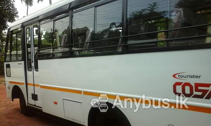 Mahindra Cosmo Bus for Special Hire Services 29 Seats