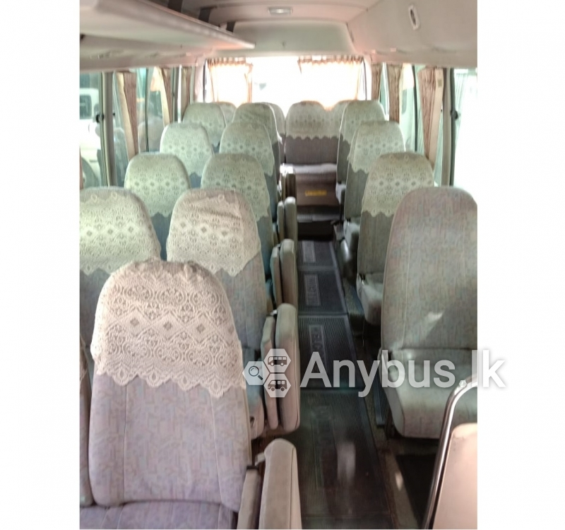 AC Bus for Special Hire Services 29 Seats