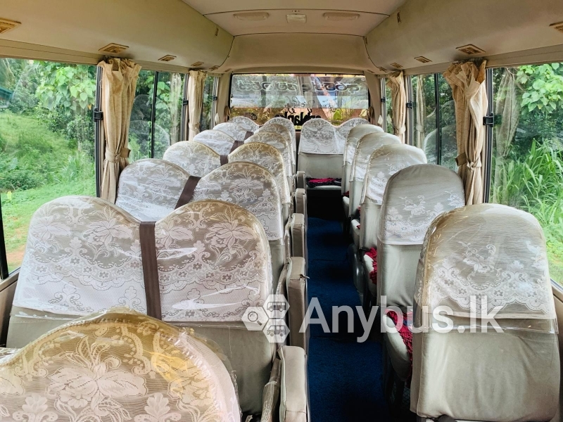 AC Buses for Special Hire Services 28 and 25 Seats