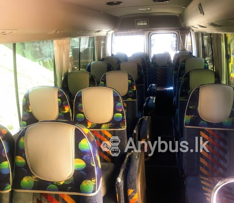 Buses and Cars for Special Hires Panadura