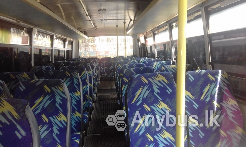 Marcopolo Bus for Hire 38 Seats Piliyandala - Weekends and Holidays