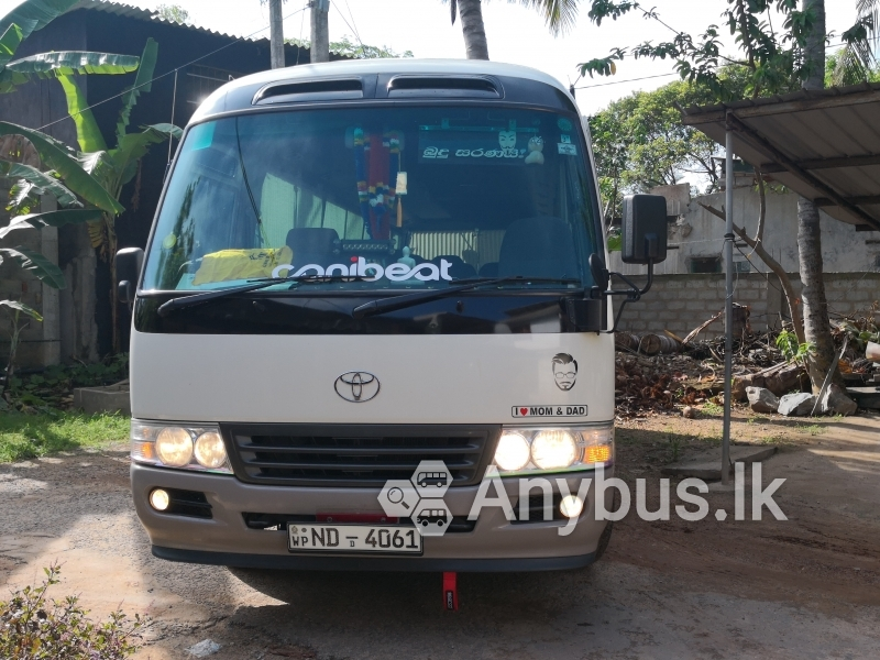 Office Transport from Soysapura to Punchi Borella