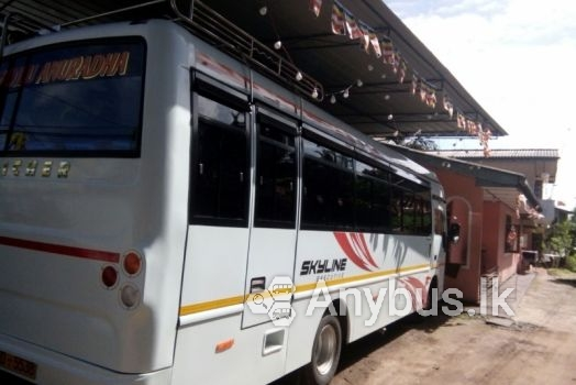 EICHER Skyline Bus for Special Hire Services 32 Seats
