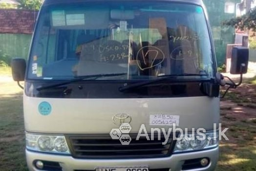 Office Staff Transport from Wennappuwa  to Kotte