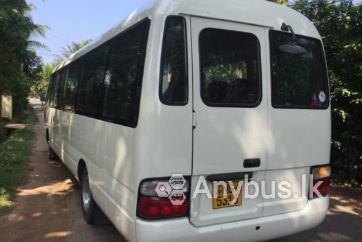 Office Staff Transport from Panadura to Colombo