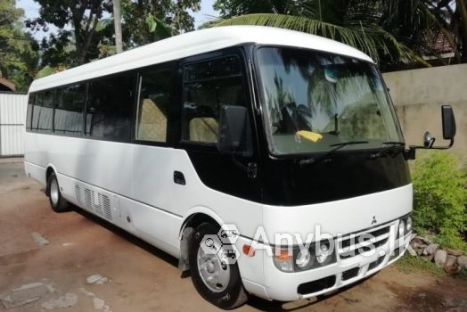 Luxury AC Coaster and Rosa Buses for Hire and Tours Panadura
