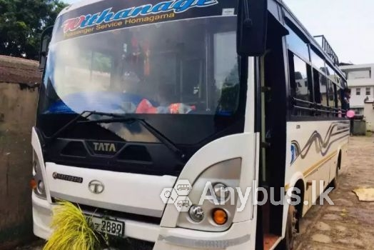 Marcopolo Bus for Hire 34 Seats Thalagala - Weekends and Holidays