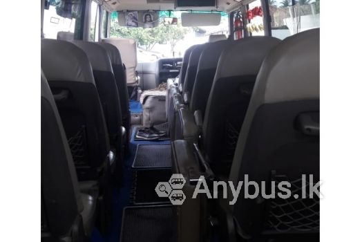 Rosa AC Bus for Special Hire Services 28 Seats Gampaha