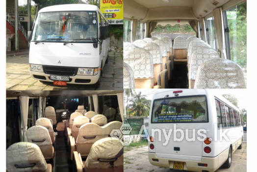 Office Transport from Panadura to Karapitiya