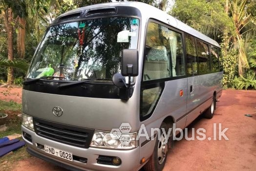 Bus for Special Transport Service 28 Seats - Gampaha