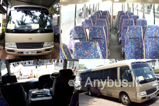 School Transport AC Bus Service to   32 Seats