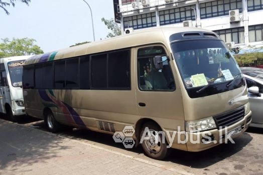 AC Bus for Special Hires 32 Seats - Jaela