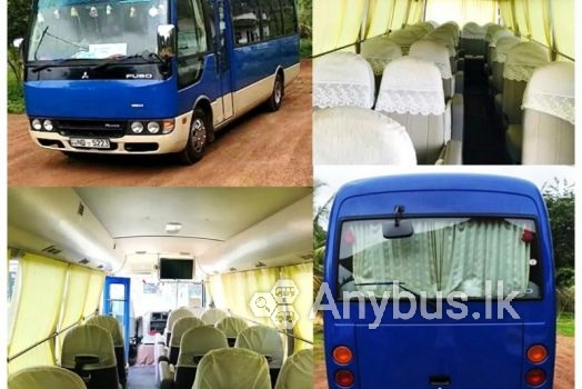 Office Transport Service from Chilaw to Bambalapitiya