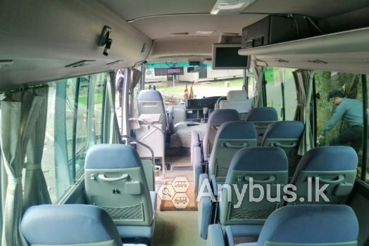 Ac bus for hire