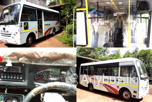 Office Transport Service from Kottawa to Biyagama